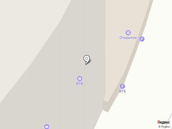 Банкомат, ВТБ Банк Москвы, ПАО Банк ВТБ на карте Мытищ