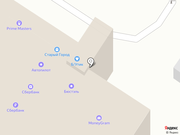 Секонд-хенд на карте Мытищ