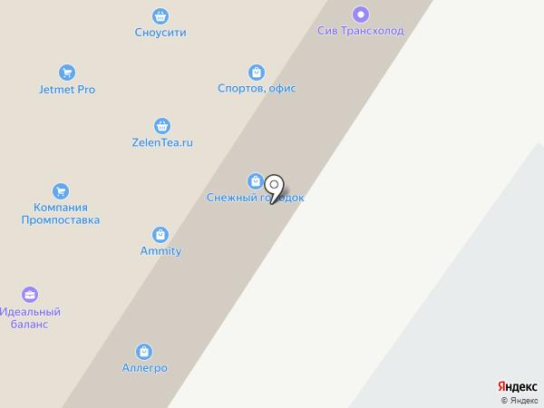 СвязьЭнергоКомплект на карте Москвы