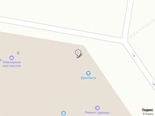 Канамура Додзе на карте Москвы