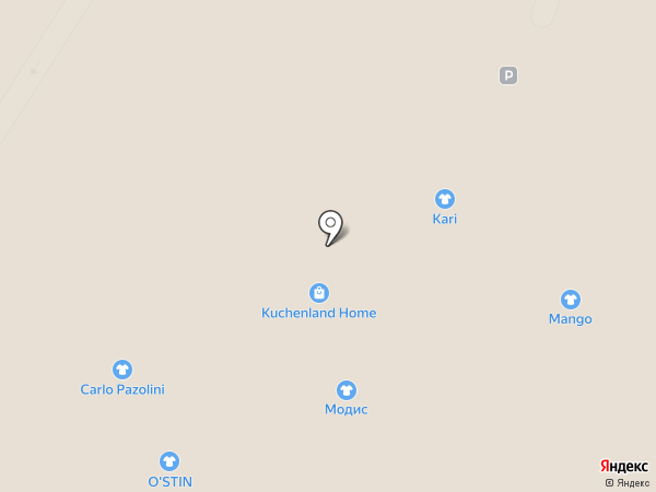 Kari на карте Новороссийска