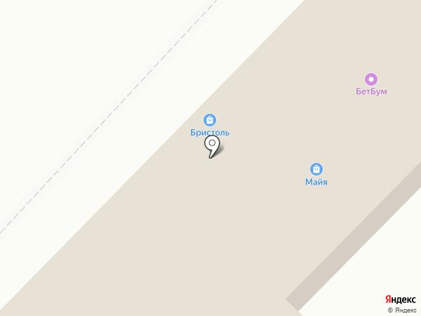 Bistro City на карте Мытищ