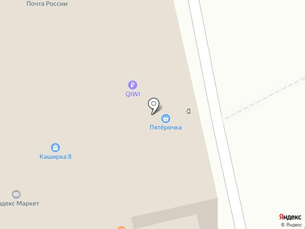 DveriviD на карте Домодедово