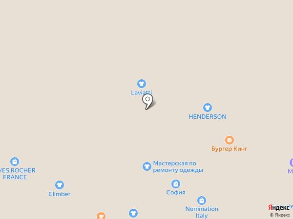 Promod на карте Новороссийска