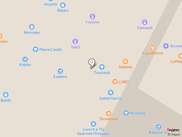 Телефон.ру на карте Новороссийска