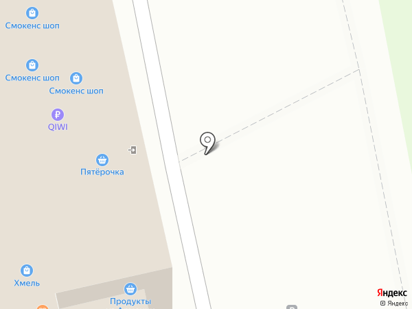 Априори на карте Домодедово