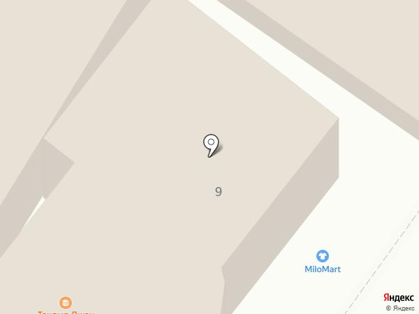 Нарасхват на карте Новороссийска