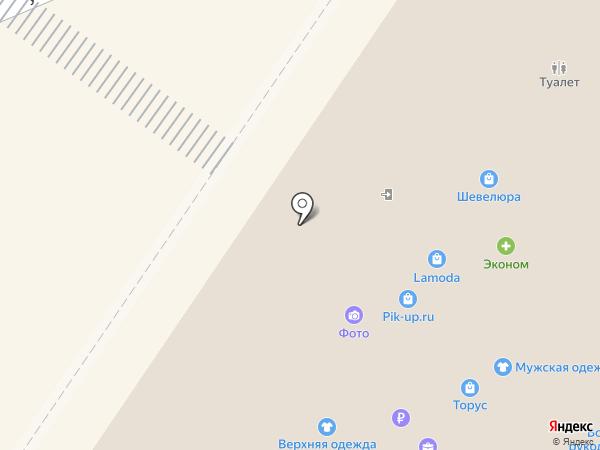 С грядки на карте Мытищ