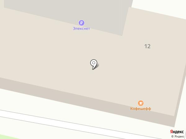 Медиалот на карте Москвы