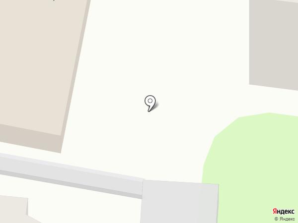 Империя Потолков на карте Домодедово