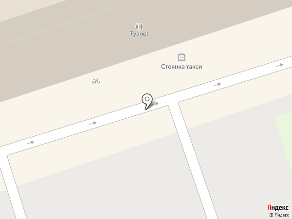 Магазин фастфудной продукции на карте Домодедово