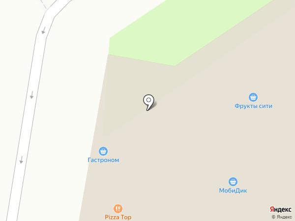 Подворье на карте Москвы