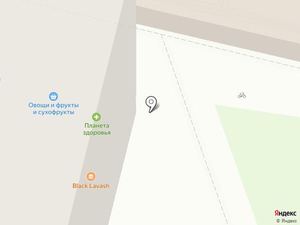 585 GOLD на карте Москвы