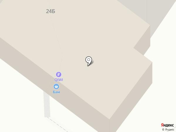 Кафе-пекарня на карте Мытищ