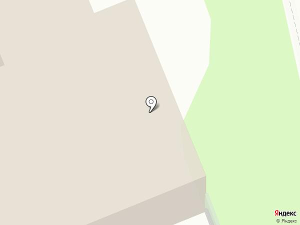 Софит на карте Домодедово