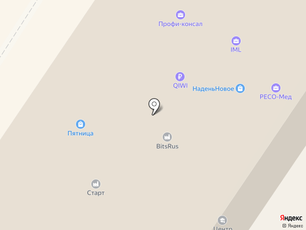 НПО Ремтепло на карте Мытищ