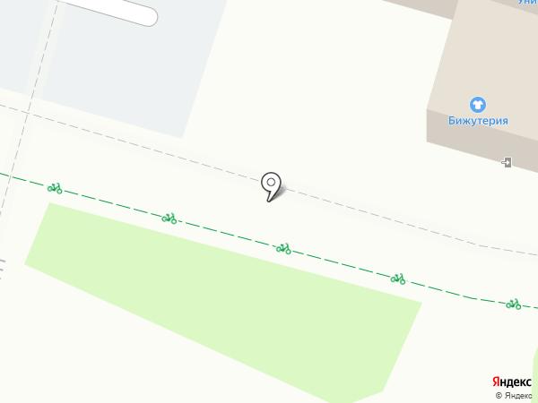 Магазин мороженого на Советской на карте Домодедово