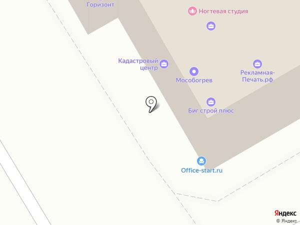 Бастион на карте Мытищ