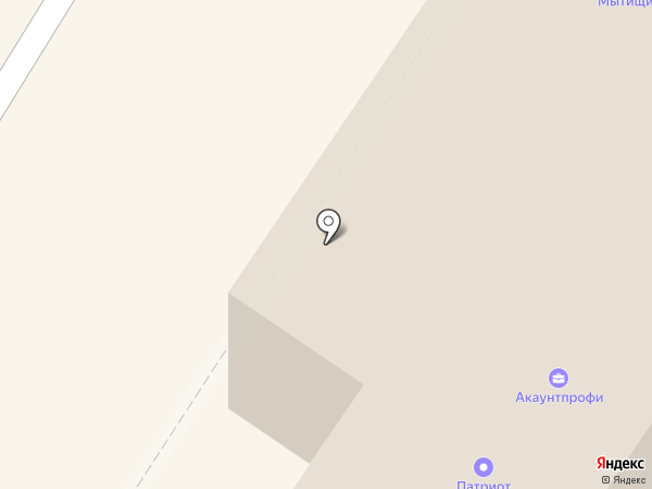 Юмэй на карте Мытищ