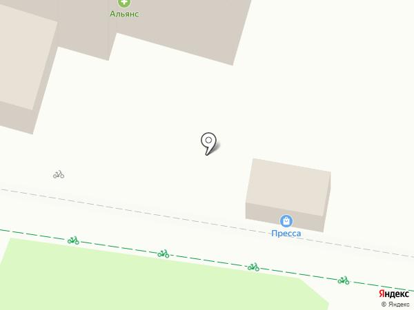 Ателье на карте Домодедово