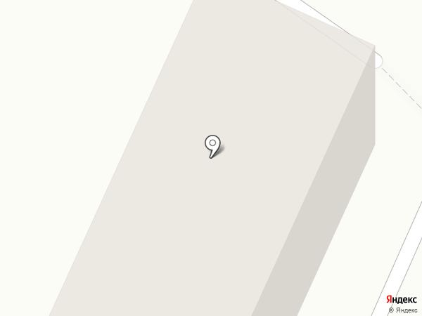 Караван на карте Новороссийска