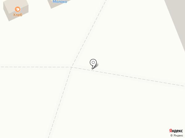 Домодедовский хлебозавод на карте Домодедово