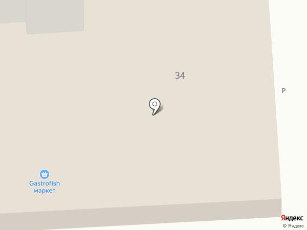 Гильдия на карте Домодедово
