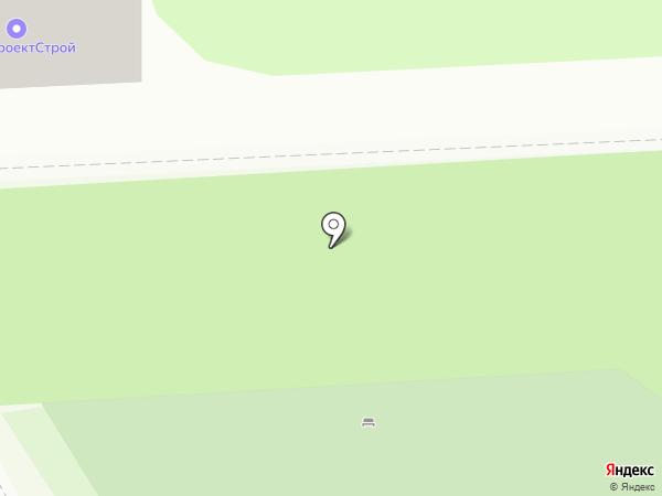 ДомПроектСтрой на карте Домодедово