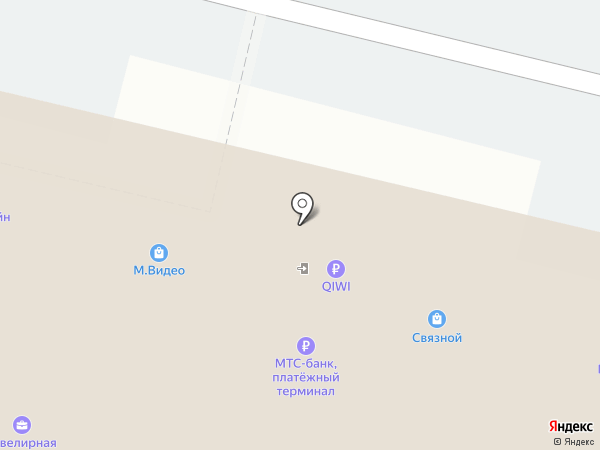СушиStore на карте Москвы