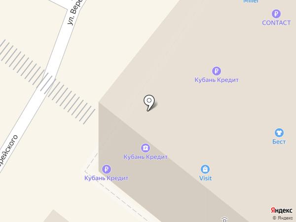Miami Store на карте Новороссийска
