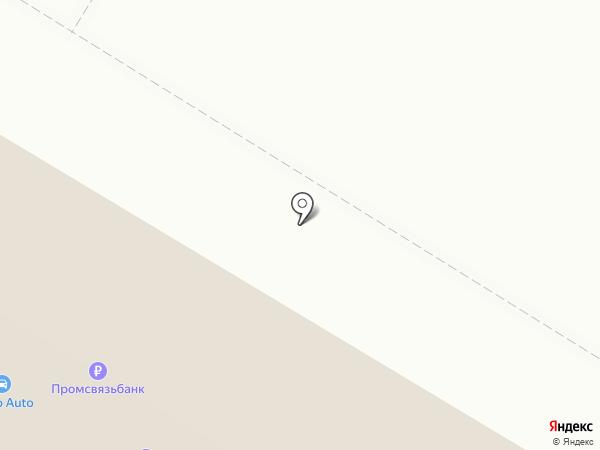 Паллада на карте Москвы