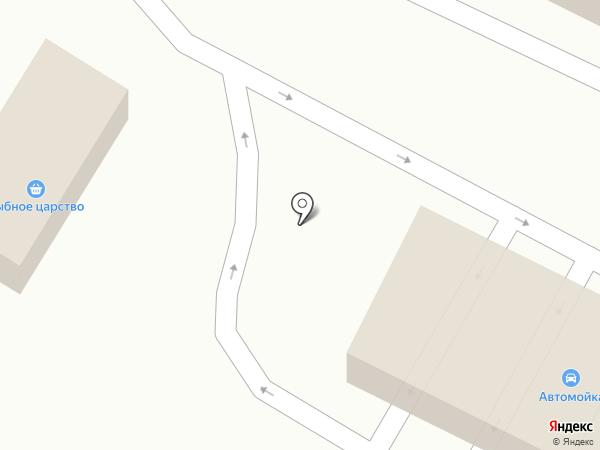 Автомойка самообслуживания на карте Новороссийска