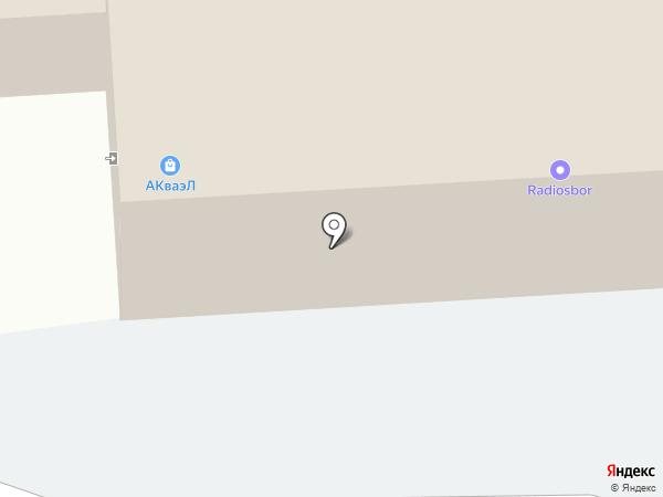 Мясной магазин на карте Домодедово