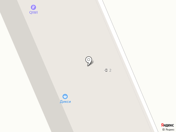 Универсам на карте Домодедово