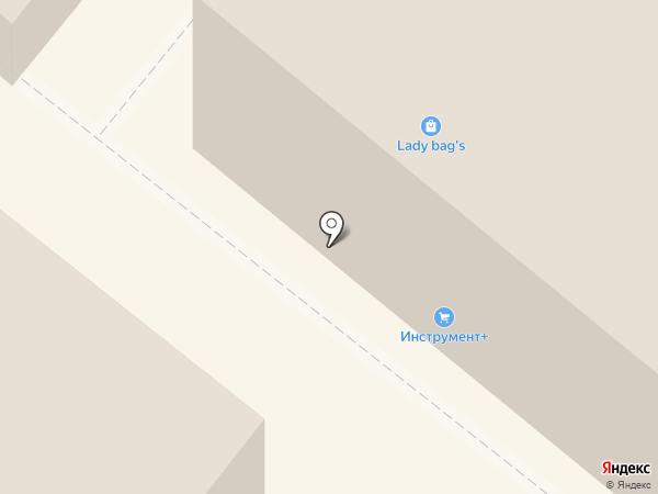 Настена на карте Новороссийска