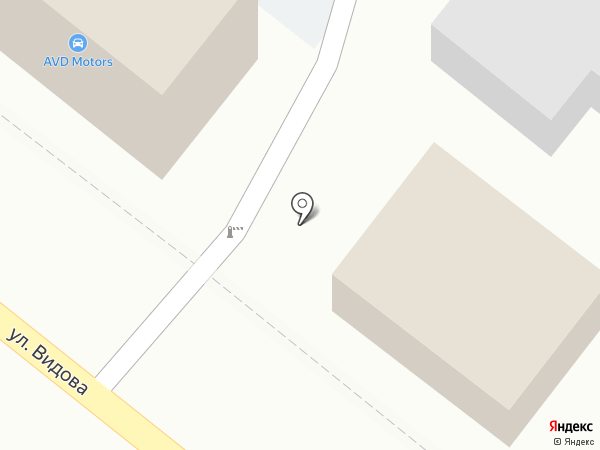 СТО на карте Новороссийска