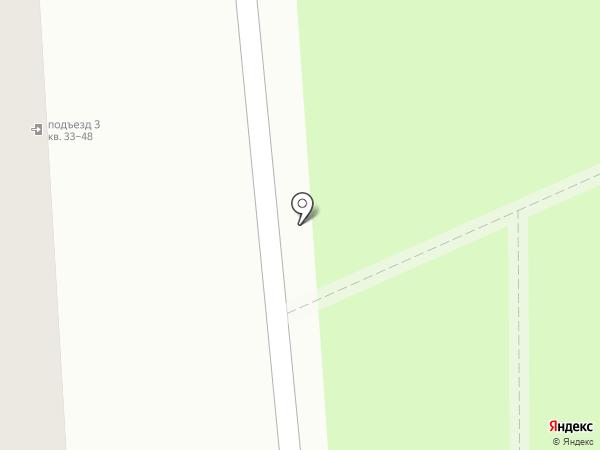 Подпитка на карте Домодедово