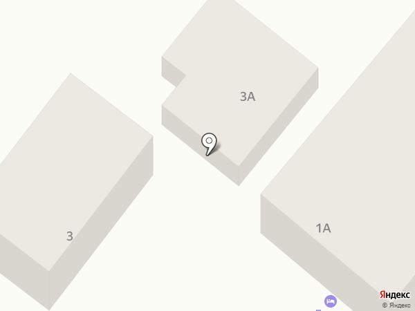 Привал на карте Новороссийска