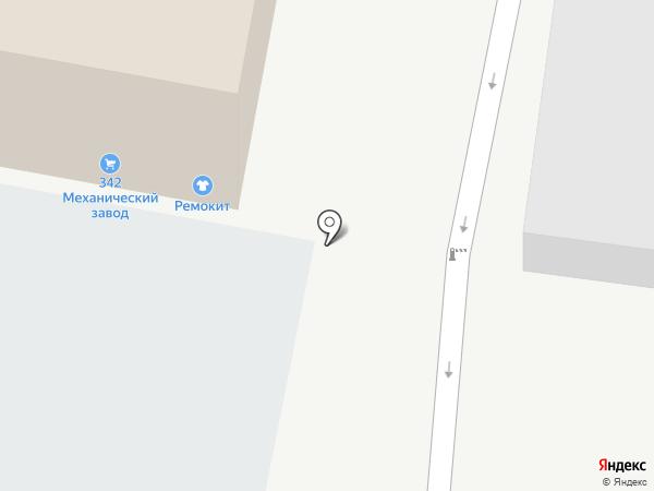 ТДВ на карте Домодедово