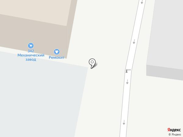 НерудСтройМатериалы на карте Домодедово