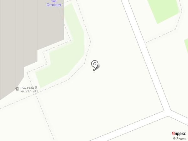 Трансмедиа на карте Домодедово