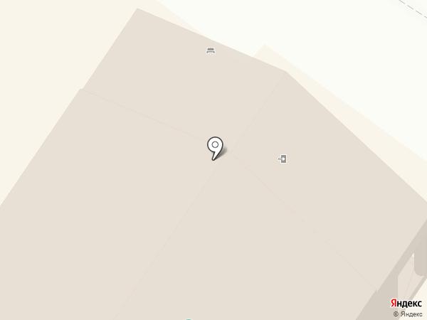 Городской дворец культуры на карте Новороссийска