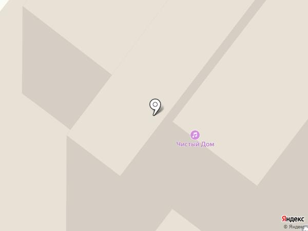 Управление торговли и потребительского рынка на карте Новороссийска