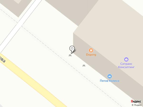 СпецМонтажЗащита на карте Новороссийска