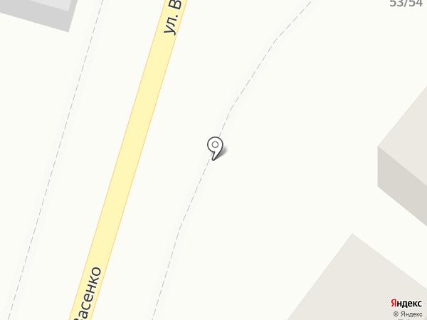 Магазин осетинских пирогов на карте Новороссийска