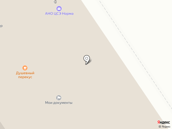 Геотрест на карте Мытищ
