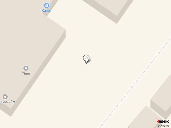 Микрозайм на карте Новороссийска