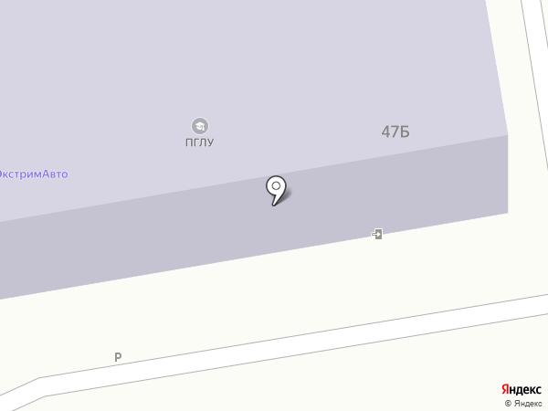 ВИВЭТ-ПАК на карте Новороссийска