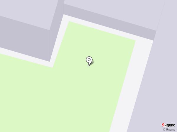 Средняя общеобразовательная школа №460 с дошкольным отделением на карте Москвы