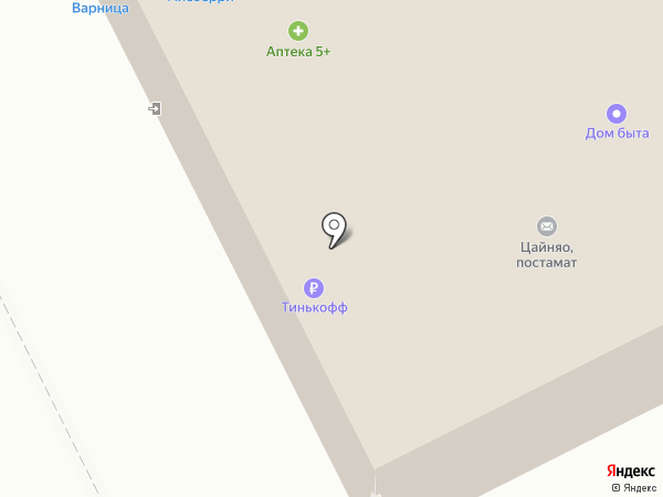 Ka & So на карте Москвы